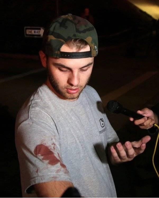 Se identificó al asesino del bar en California, un exmilitar de 28 años