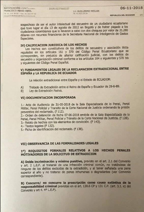 Tomado de Twitter de Galo Javier Cevallos