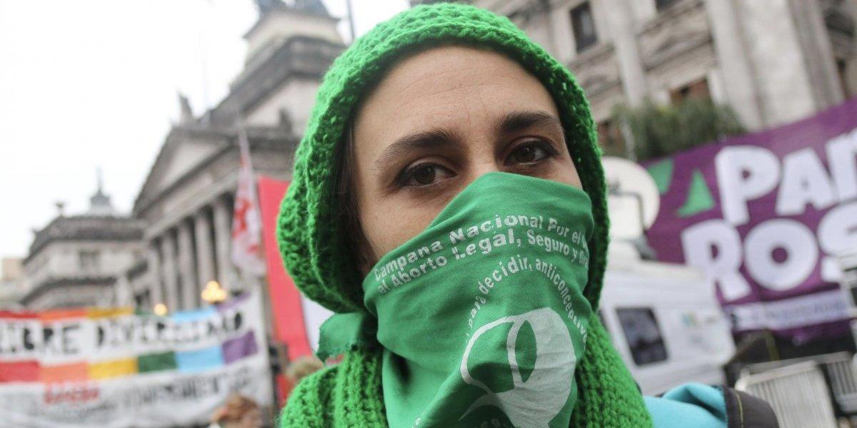 Aborto: Latinoamérica ondea el pañuelo verde