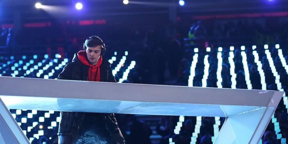 """""""Sobresalgan de la multitud y háganse notar"""": el consejo de Martin Garrix para otros DJ jóvenes"""