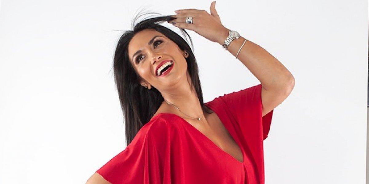 Pamela Díaz se puso un chip en el glúteo para tener más energía