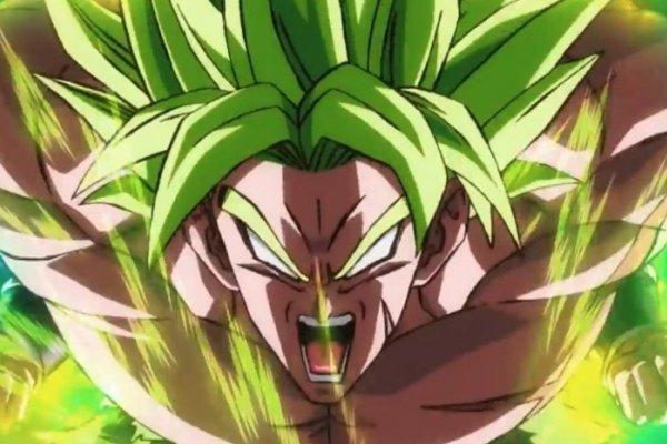 Dragon Ball Super: La película de Broly estrena sorprendentes imágenes