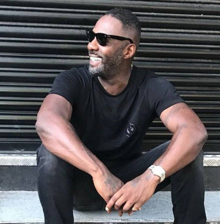 Idris Elba Instagram