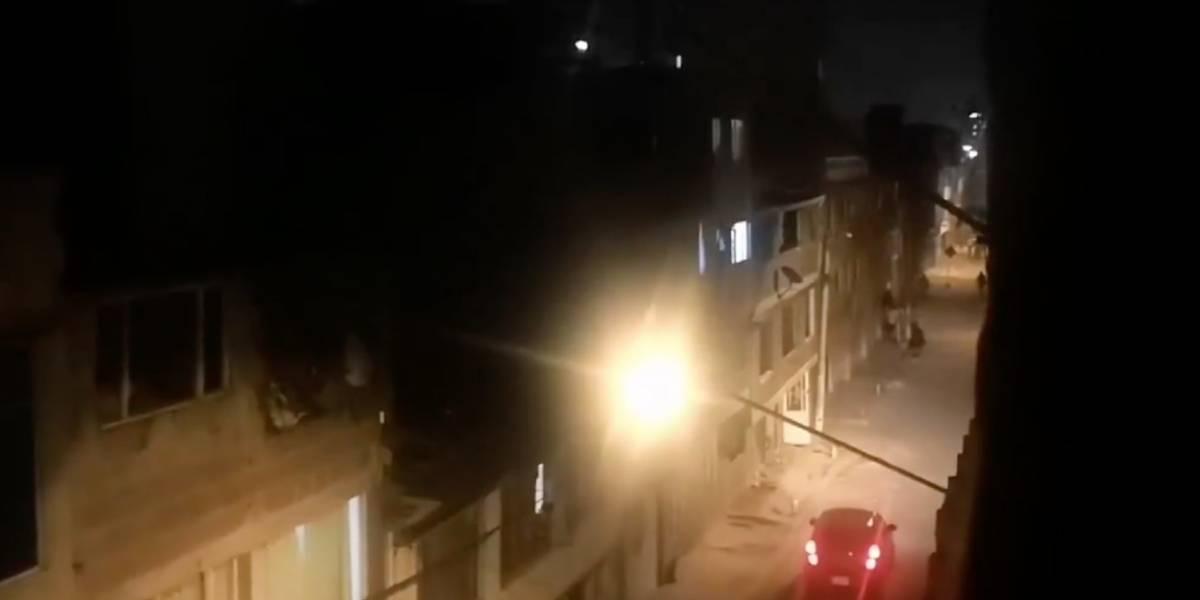 Se llevaron hasta las puertas: asalto masivo al sur de Bogotá genera pánico entre la población