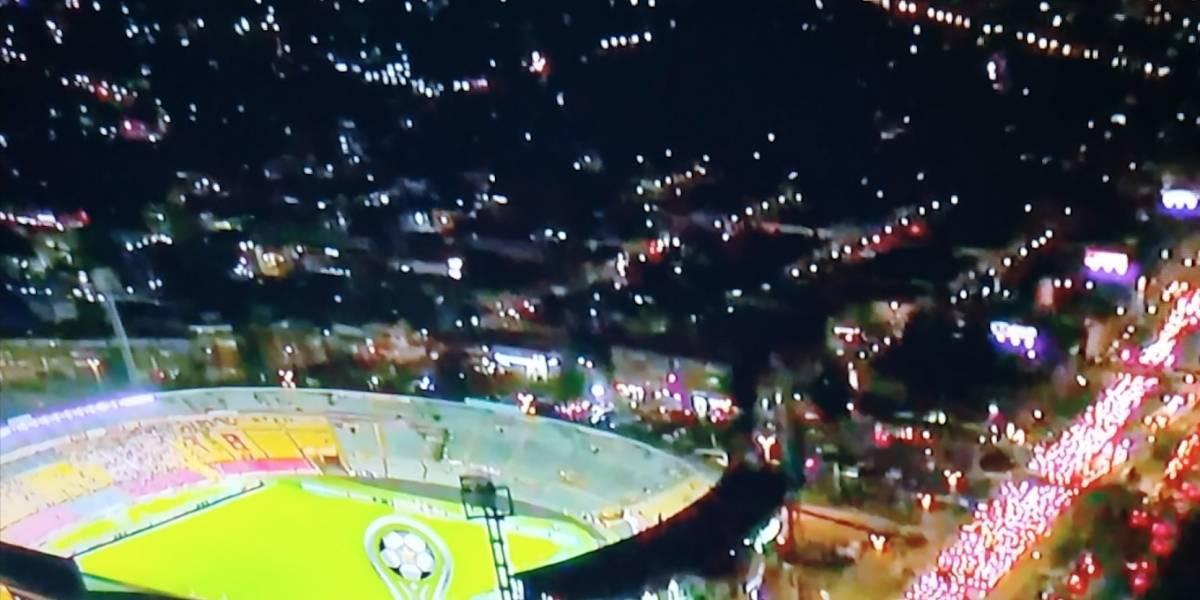 Caos en Bogotá dificulta la llegada de hinchas al estadio El Campín para Santa Fe contra Junior