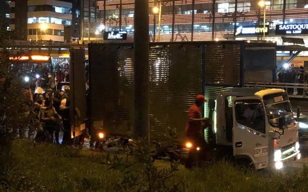 fotos grupo Emergencias Bogotá