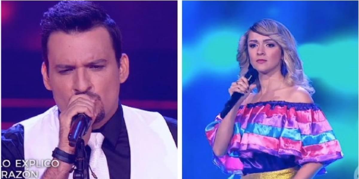 Eliminación de Yuri y Víctor Manuelle en 'Yo me llamo' da de qué hablar en redes