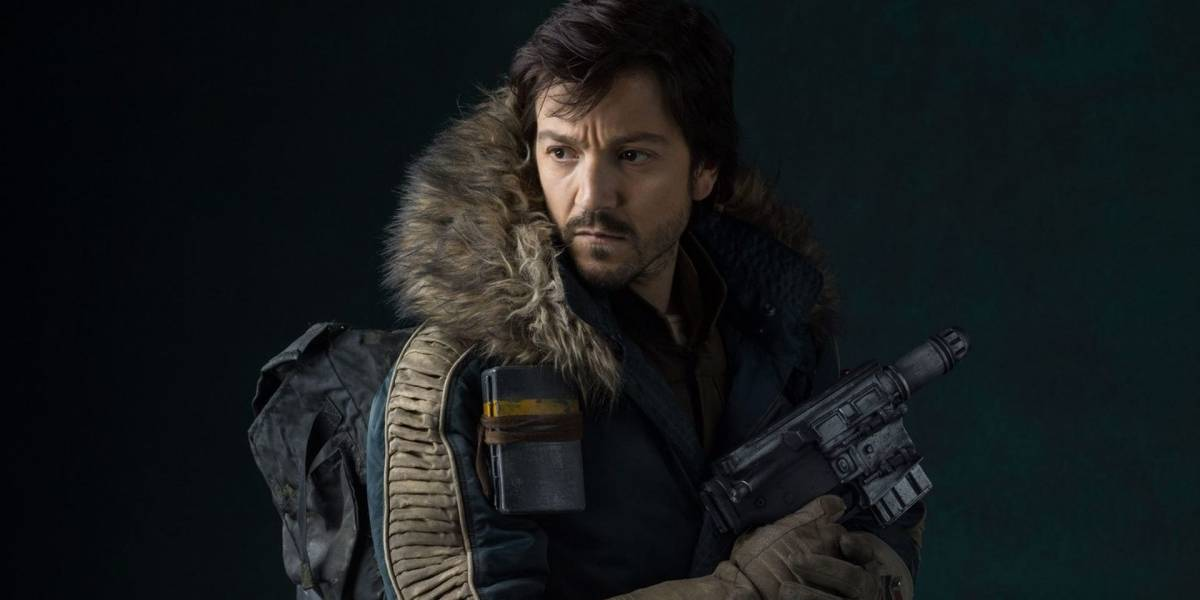 Anuncian nueva serie de Star Wars centrada en Cassian Andor de Rogue One