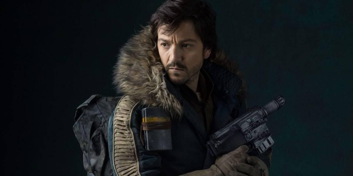Anuncian nueva serie de Star Wars centrada en Cassian Andor de Rogue One
