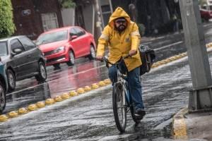 Frente frío 9 ocasionará tormentas en varios estados del país
