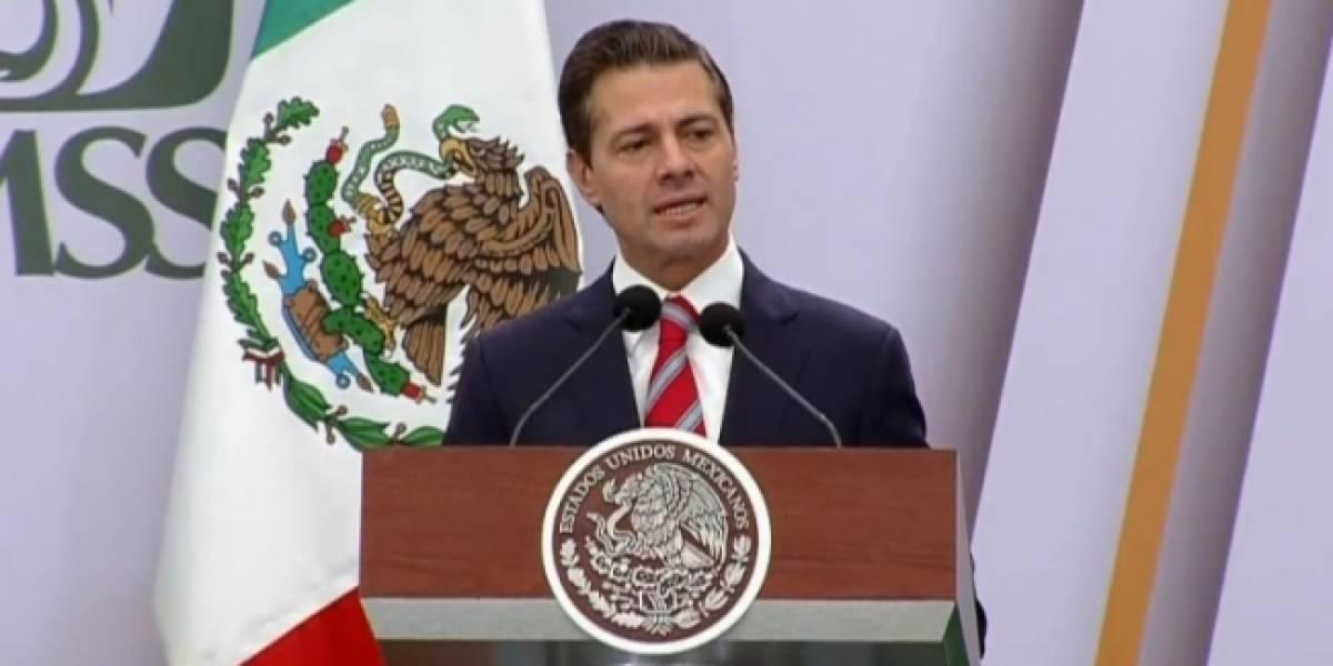 Llama Peña Nieto a crear marco jurídico para las Fuerzas Armadas