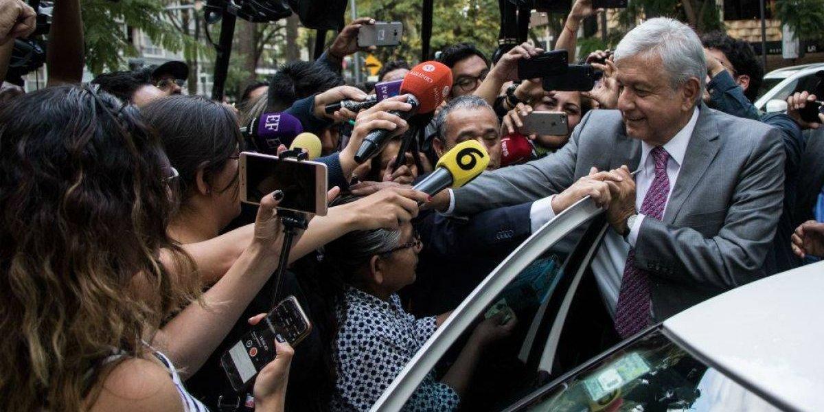 #Política Confidencial AMLO cerraría toma de posesión con fiesta en el Zócalo