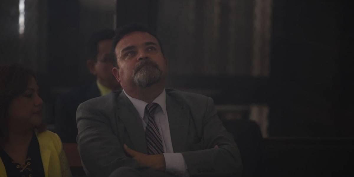 Exdirector de Presidios, Edgar Camargo, es condenado a 22 años de cárcel