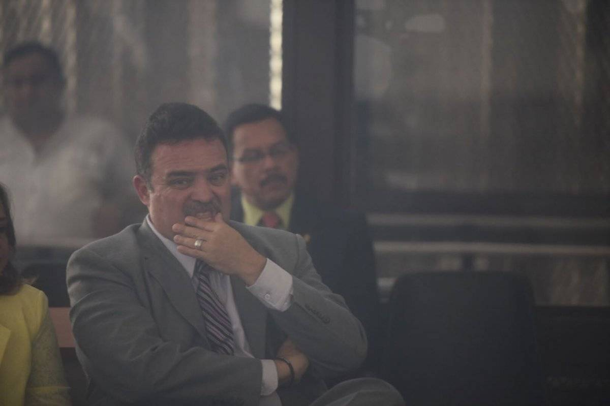 La CICIG acusó a Edgar Camargo, exdirector del SP. Foto: Edwin Bercián