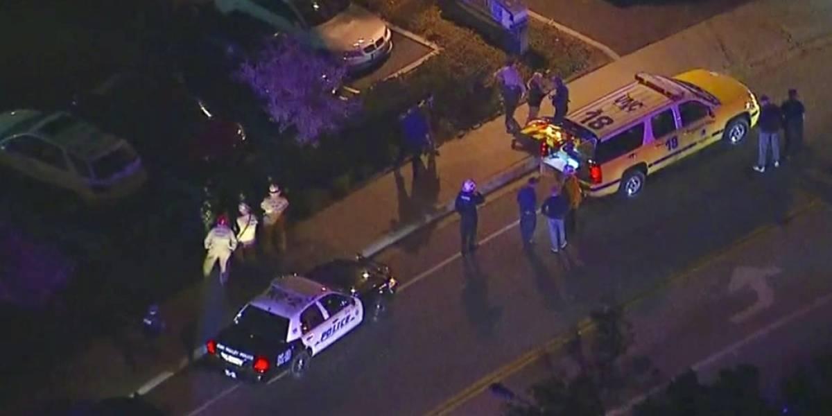 Doce muertos en tiroteo en un bar de California, EEUU