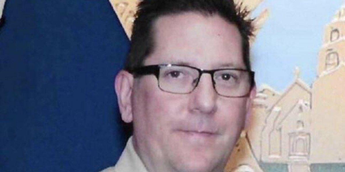 """""""Ha muerto un héroe porque entró para salvar vidas"""": el policía que fue abatido al enfrentarse con el tirador de California"""