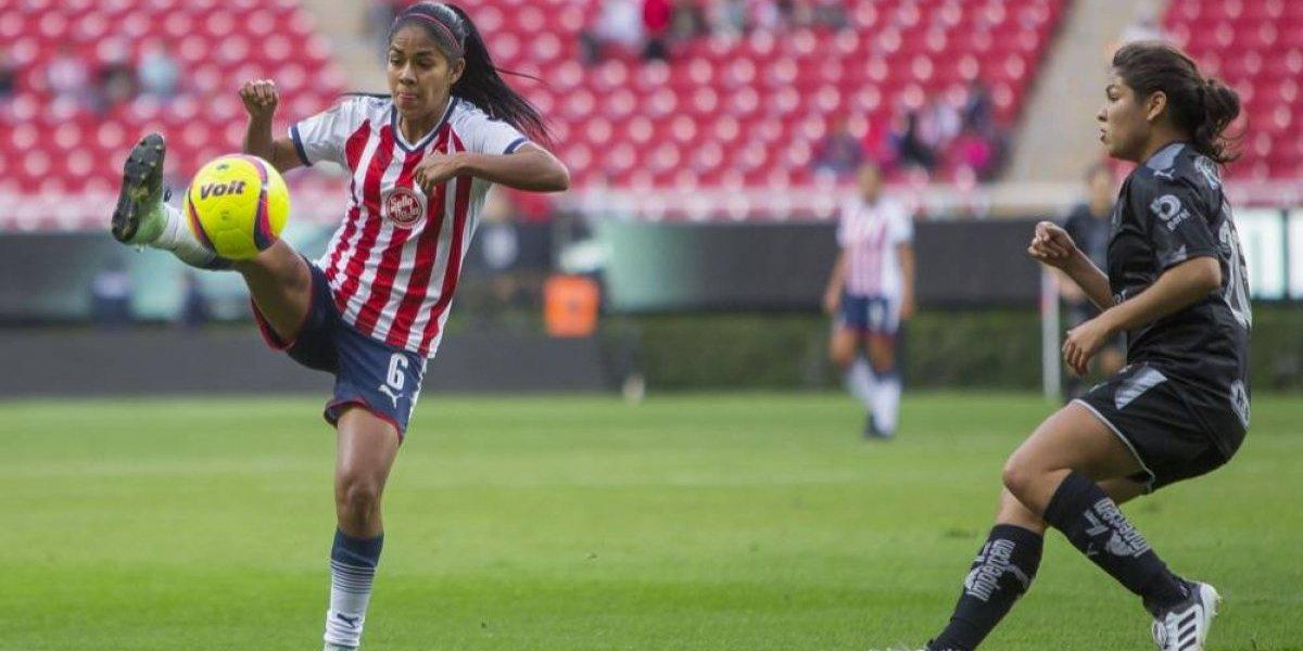 Dolió a Chivas femenil la derrota frente a Tigres