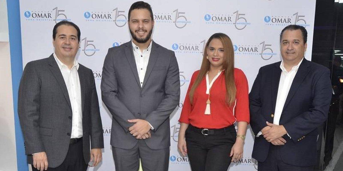 #TeVimosEn: Muebles Omar festeja junto a clientes 15 aniversario de la sucursal Zona Oriental
