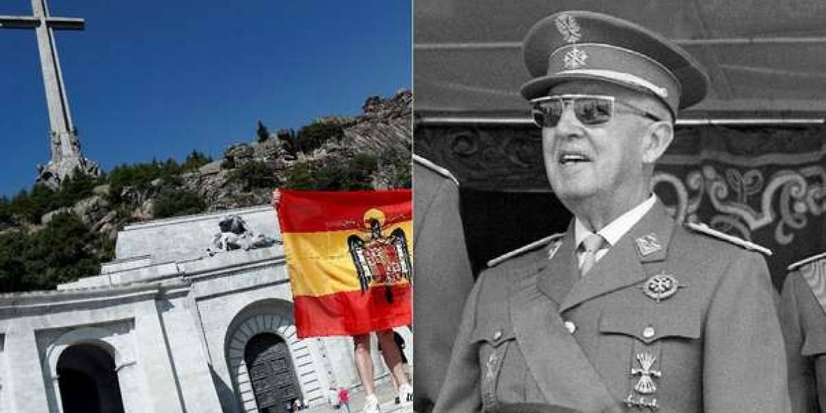 El peligro de exhumar a un ex dictador como Francisco Franco
