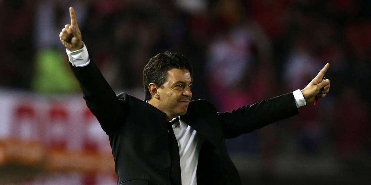 'Muñeco' Gallardo verá la final Boca vs River por televisión desde el estadio Monumental