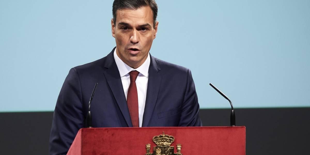 Francotirador pretendía matar a Pedro Sánchez, presidente del gobierno de España