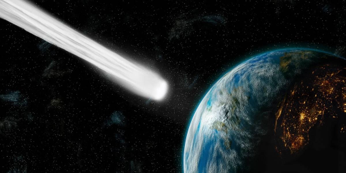 Nasa alerta que tres enormes asteroides se acercan a toda velocidad pasarán