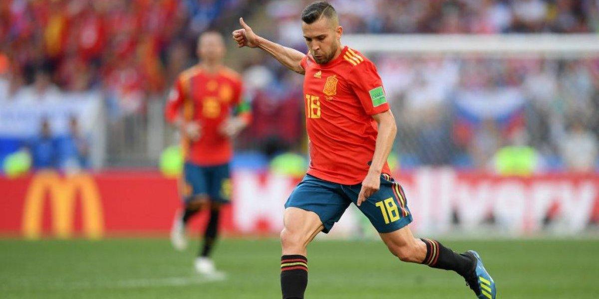 El regreso de Jordi Alba y muchas sorpresas aparecieron en la última nómina de España