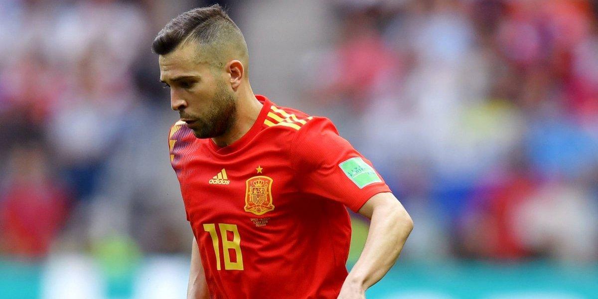 Jordi Alba regresa a la selección de España en una lista con sorpresas