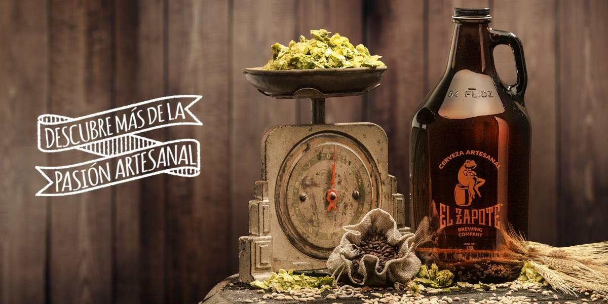 El Growler, el histórico envase que puedes rellenar con cerveza cada vez que quieras