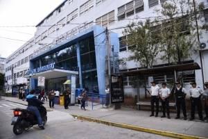 Atención irregular consulta externa Hospital Roosevelt