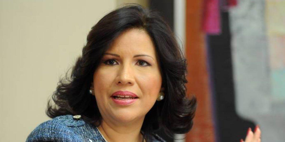 """Margarita Cedeño dice estar """"bastante molesta"""" por sentencia caso Emely Peguero"""