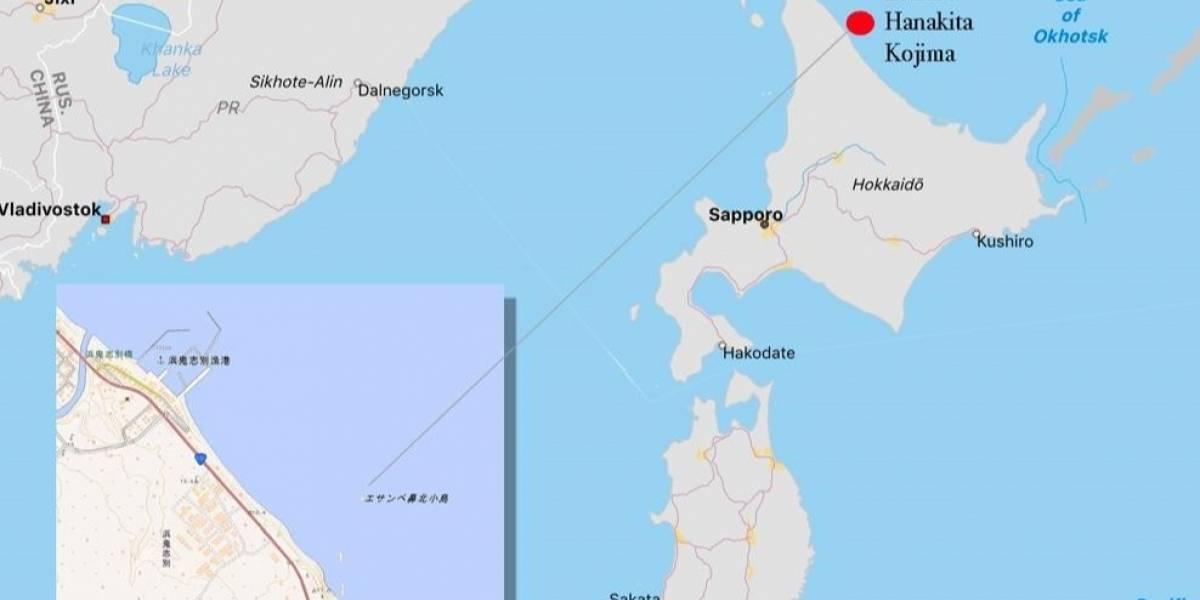 """Japón desconcertado: una de sus islas desapareció """"misteriosamente"""""""