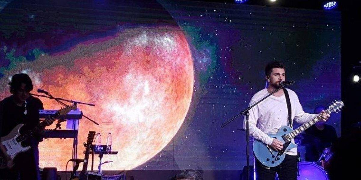 Juanes en un concierto íntimo y sopresivo en <