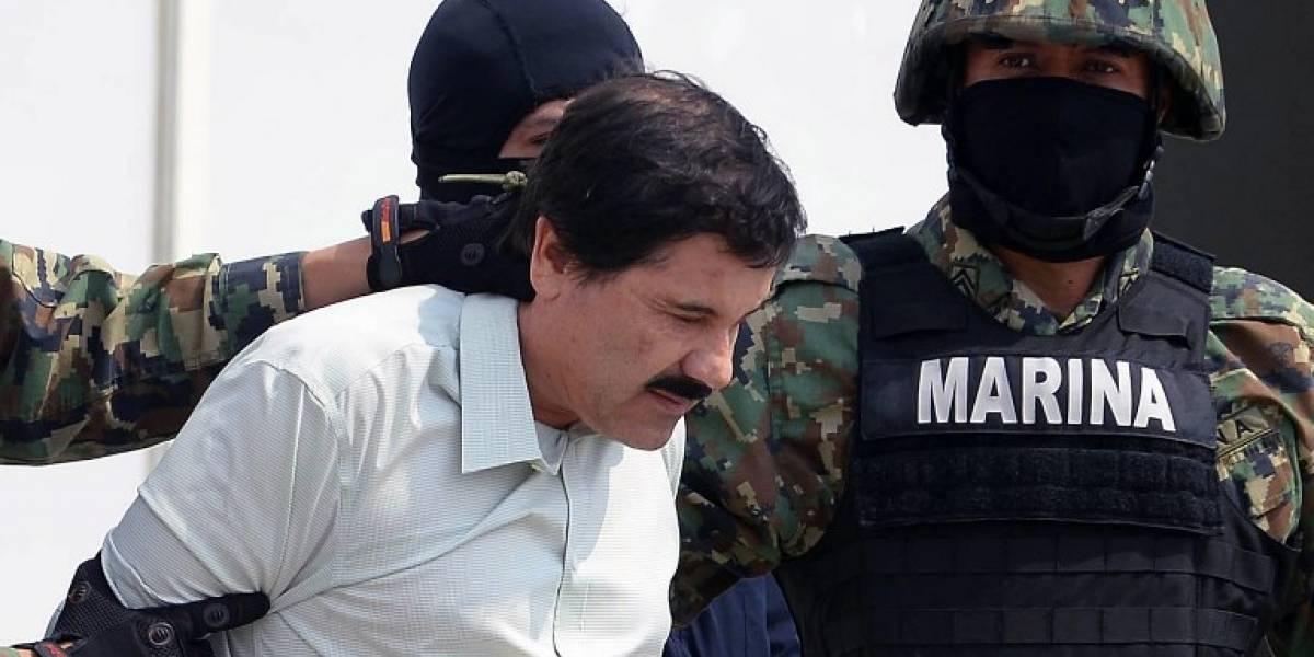 """Juez niega a """"El Chapo"""" permiso para abrazar a su esposa"""