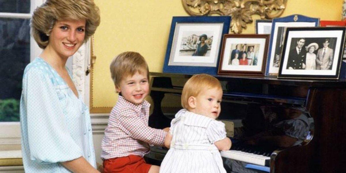 Mordomo da princesa Diana faz revelação sobre a educação sexual de William e Harry