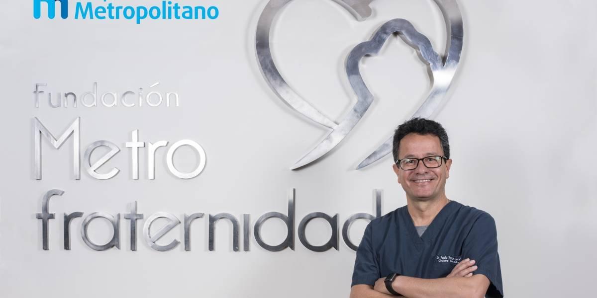 El Hospital Metropolitano atiende con brigada médica a pacientes que sufren de várices