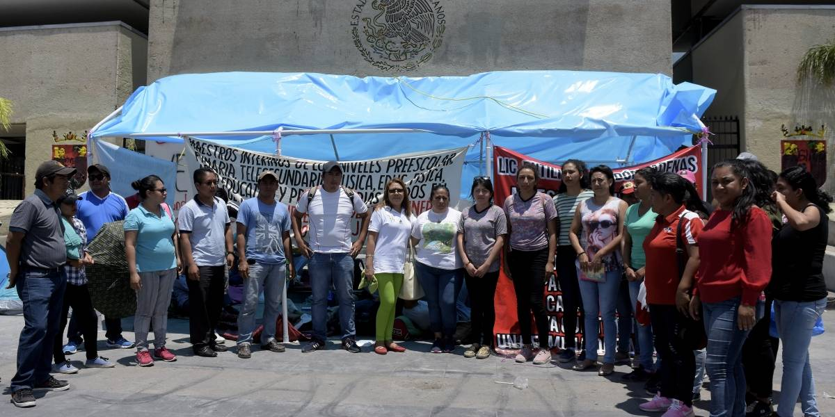 Termina paro magisterial en Chiapas; levantan bloqueos carreteros