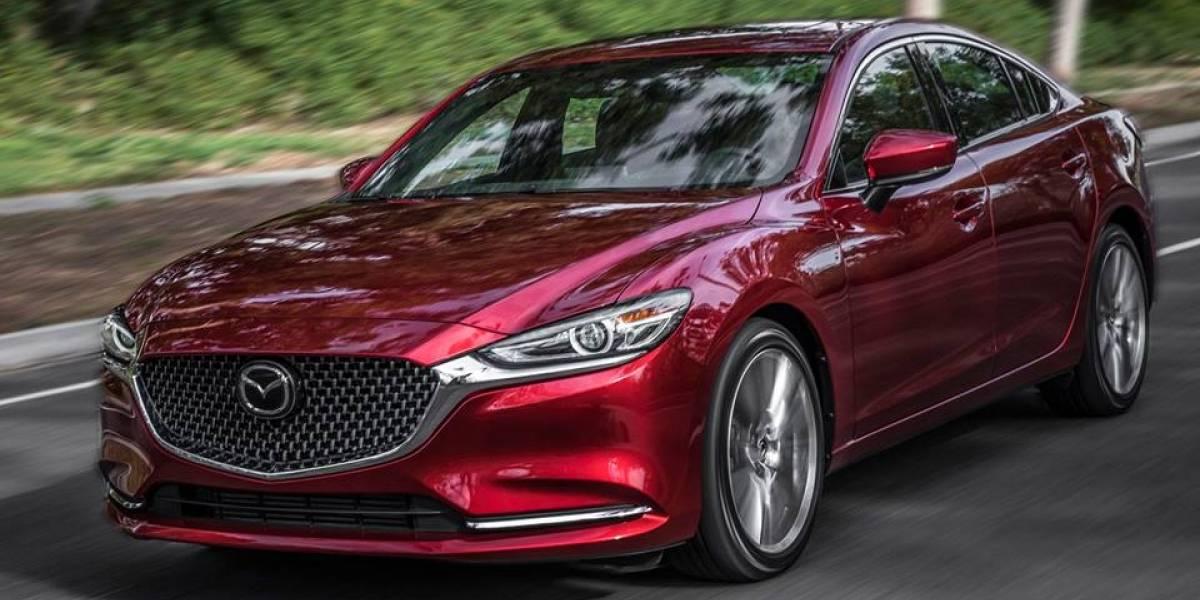 Mazda, con aspiraciones de lujo en el Salón del Automóvil