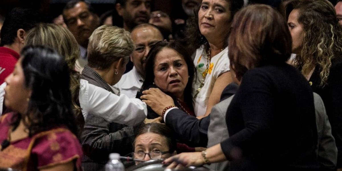 CNDH condena homicidio de la hija de Carmen Medel