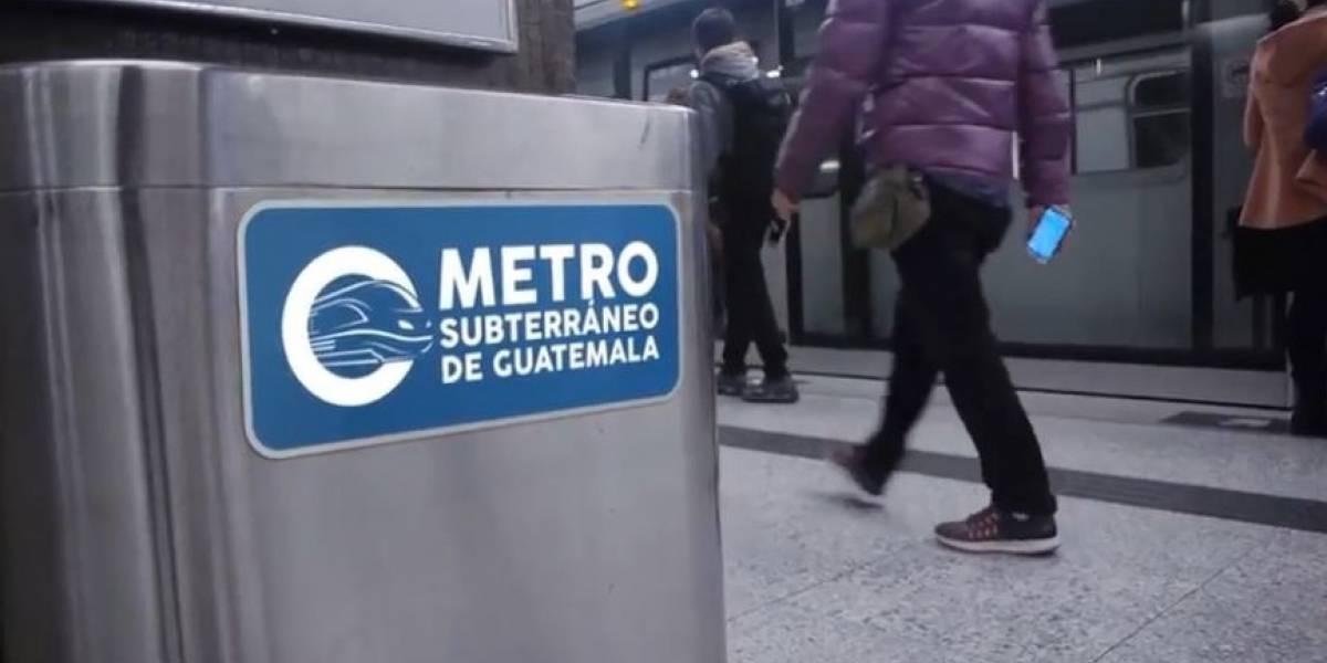 EN IMÁGENES. Así sería el primer metro subterráneo en Guatemala, de Mixco a Vista Hermosa