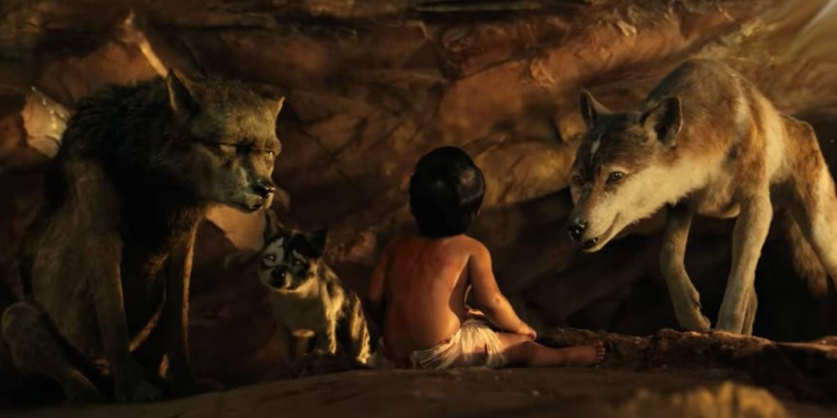 Netflix lança trailer de 'Mogli'; assista