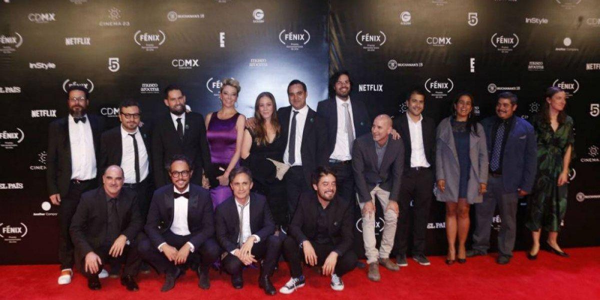 Actores mexicanos y extranjeros engalanan los Premios Fénix 2018