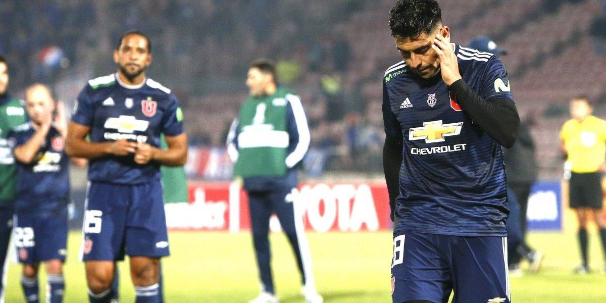 Gonzalo Jara no le ha respondido a Kudelka ni a la U en 2018