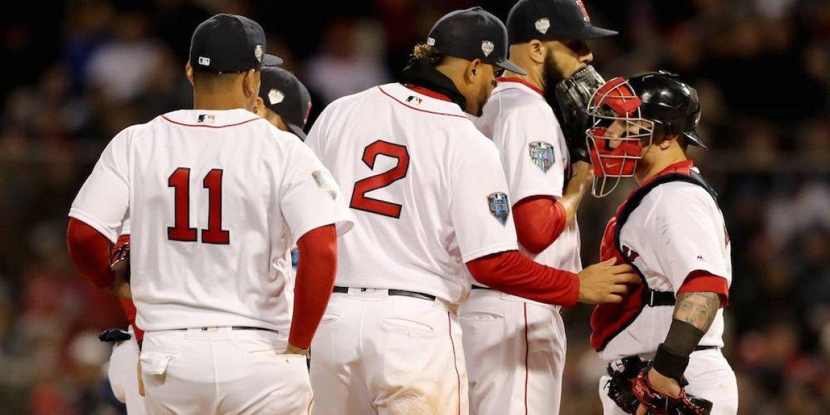 Abuelo se saca la lotería utilizando números de jugadores de Red Sox