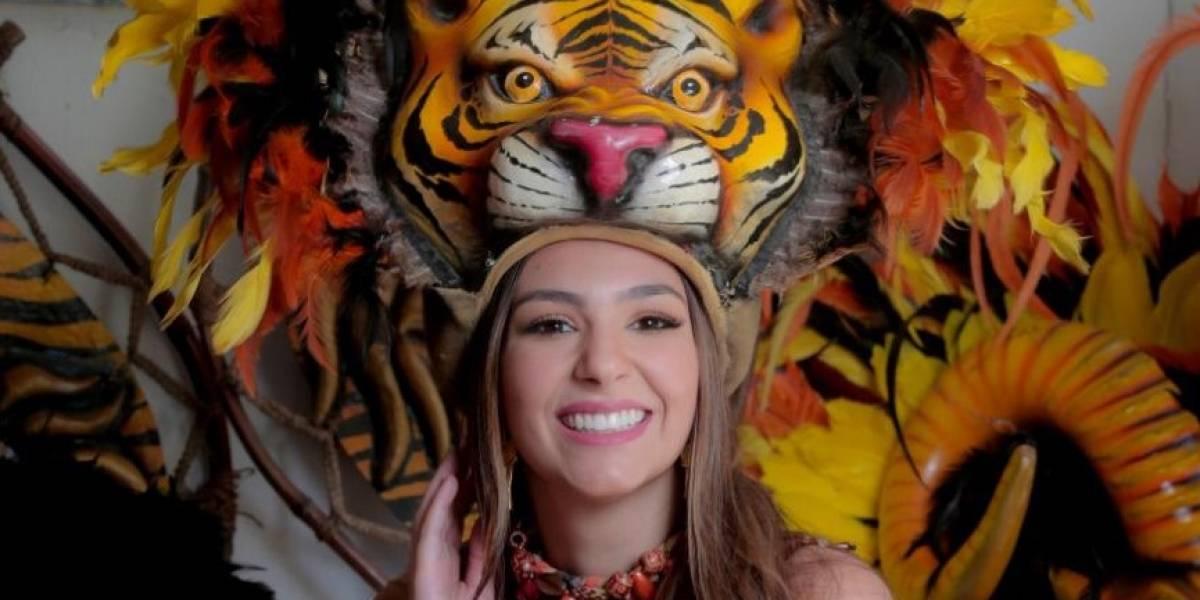 La reina del Carnaval de Barranquilla está en busca de sus cambamberos