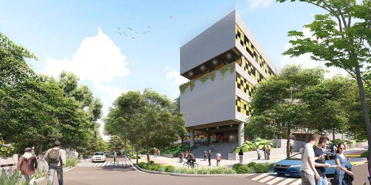 En la Comuna 13 se construye el proyecto educativo más importante de Medellín