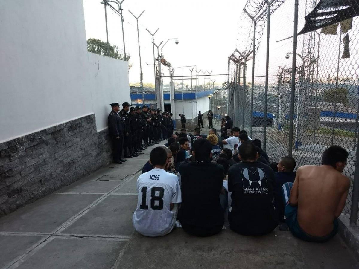 Foto: Sistema Penitenciario