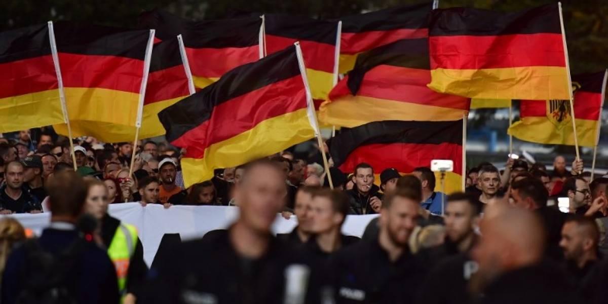 El resurgir del racismo en Alemania