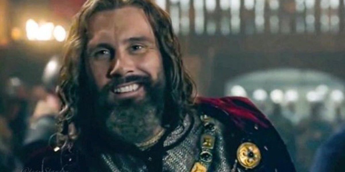 Vikings: Ator revela que Rollo tem truques na manga e dá pistas sobre a relação com Ivar