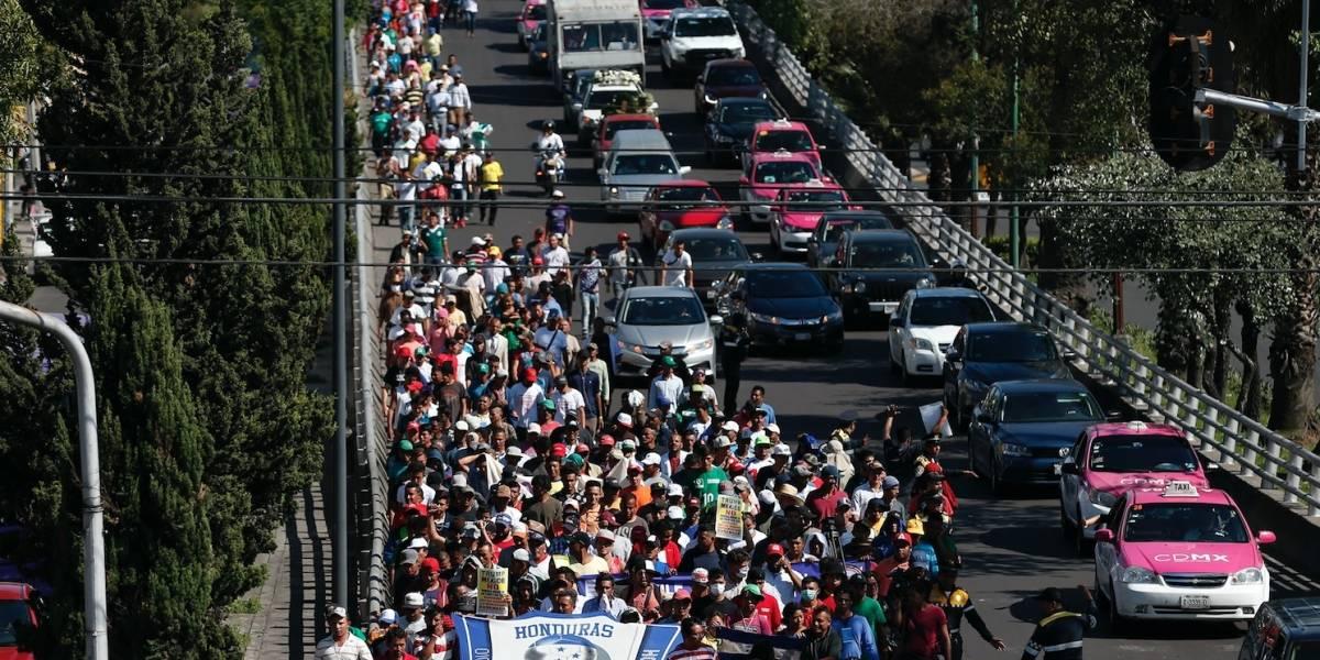 EE.UU. planea restringir solicitudes de asilo